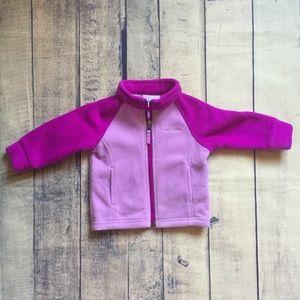 Columbia 6-12 Months Fleece Jacket